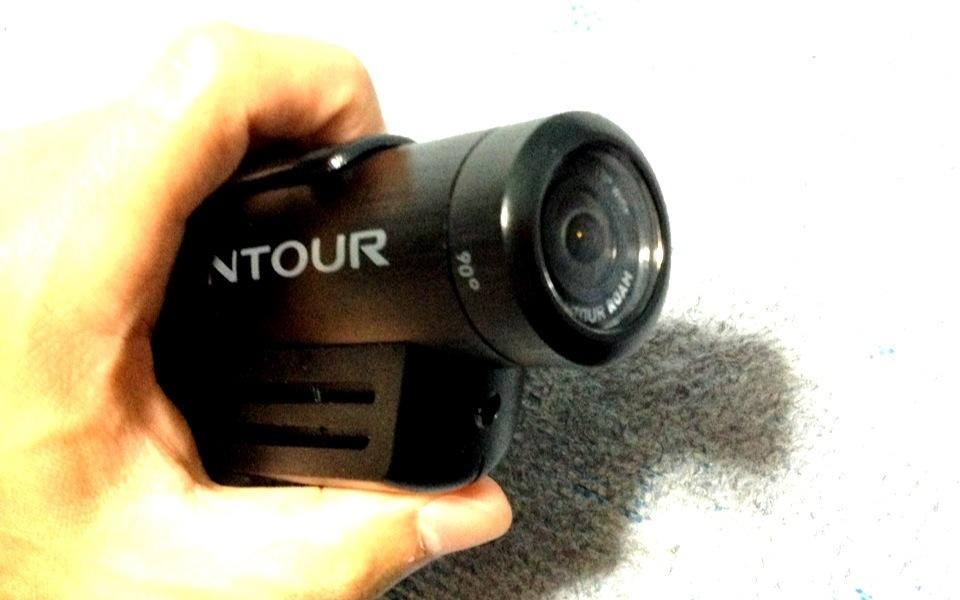 フルHDのアクションカメラCONTOUR ROAMを買った!