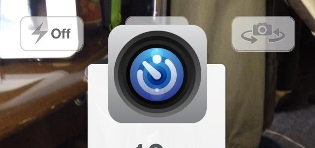 シンプルなセルフタイマーカメラアプリ「KeyCam」が旅の記念写真用にいいかもしれない