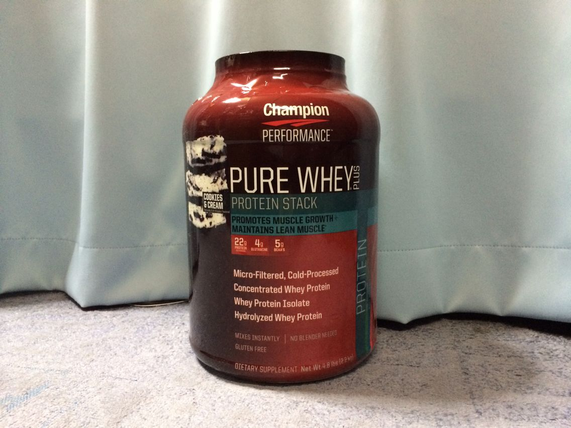 Champion Pure Whey