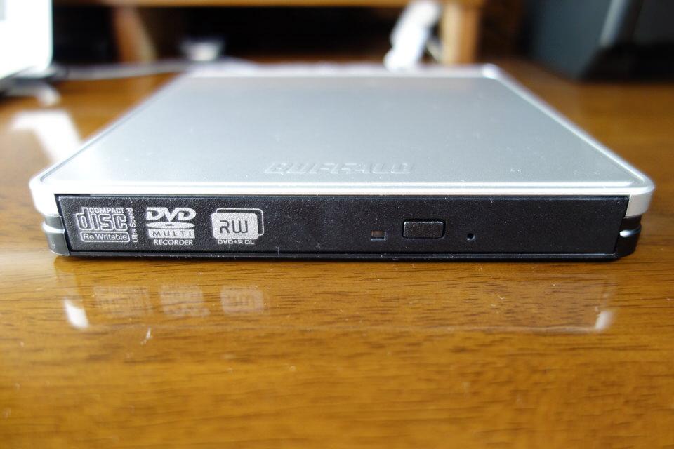 Buffalo dvd drive 08