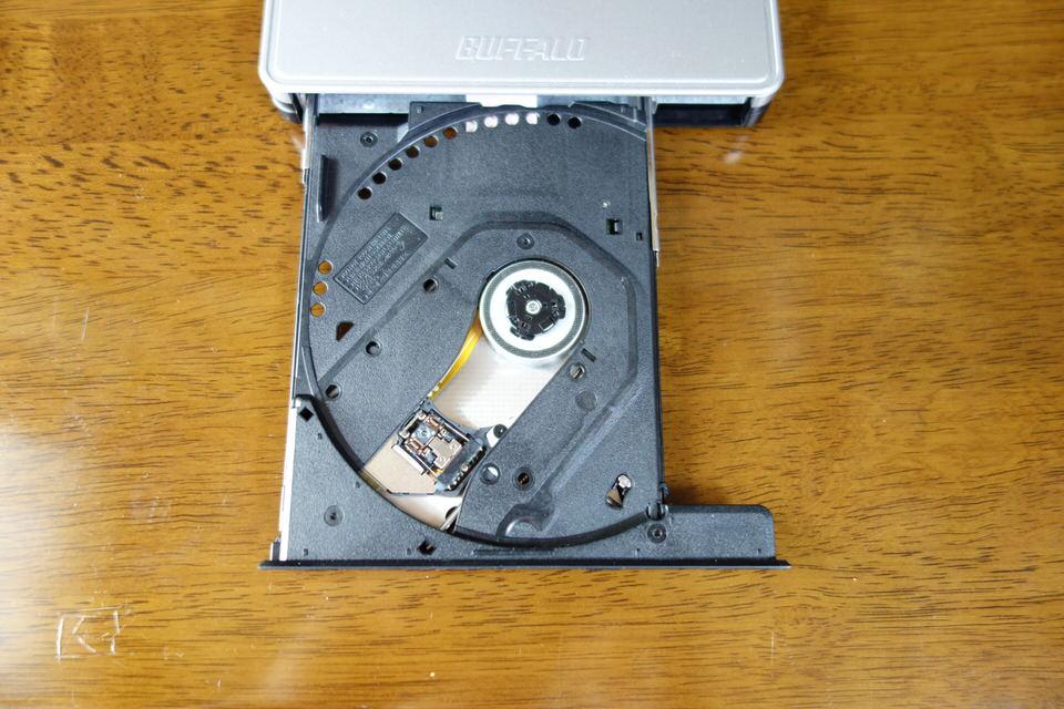 Buffalo dvd drive 09