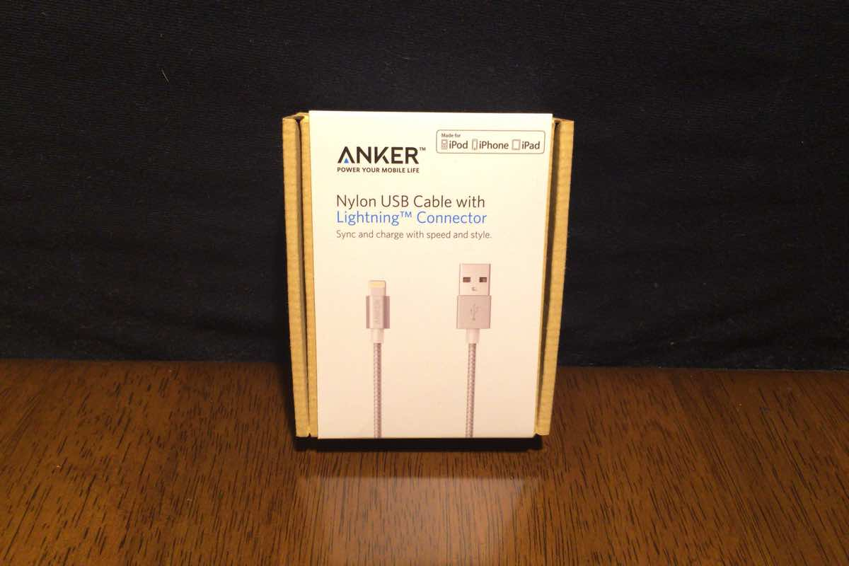 Anker nylon cable 01