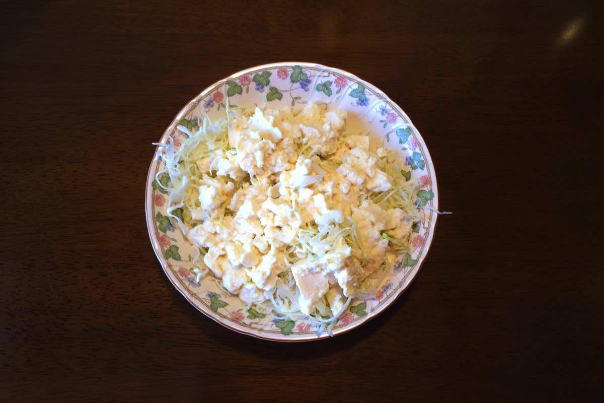 Tofu tuna salad 03
