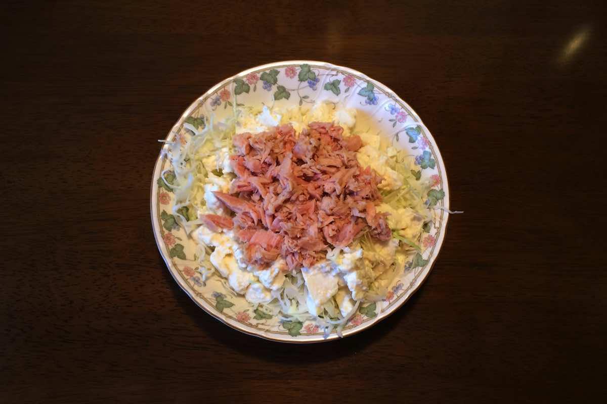 Tofu tuna salad 04