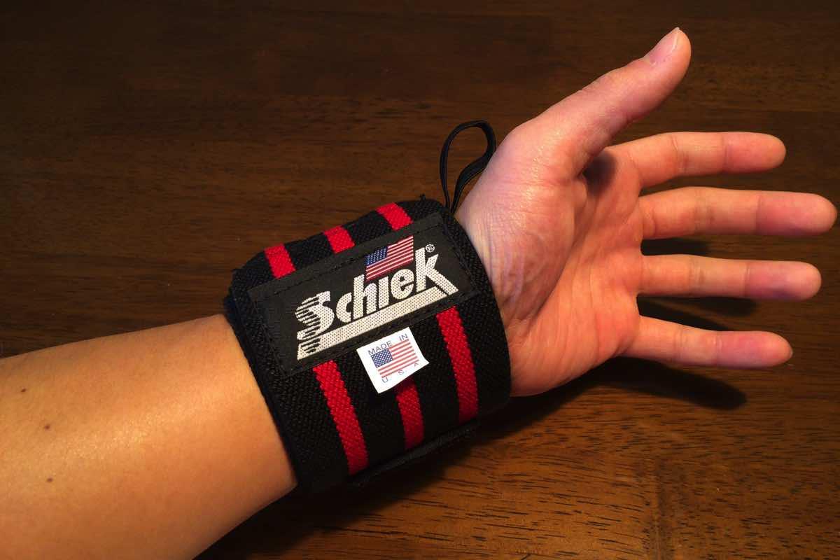 Schiek wrist wraps 05