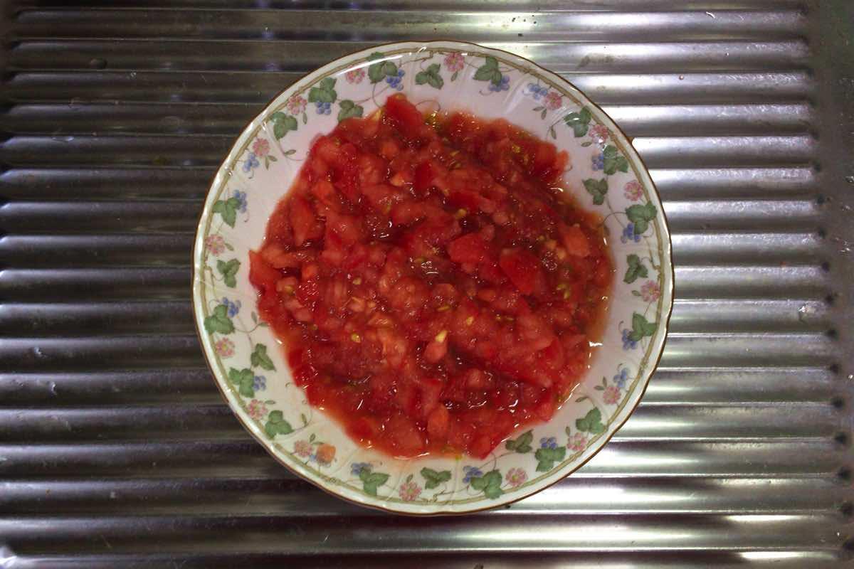 Bitter melon pork curry 03