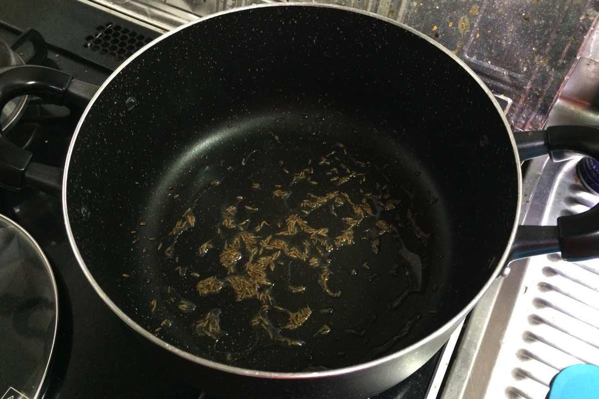 Konsai keema curry 07