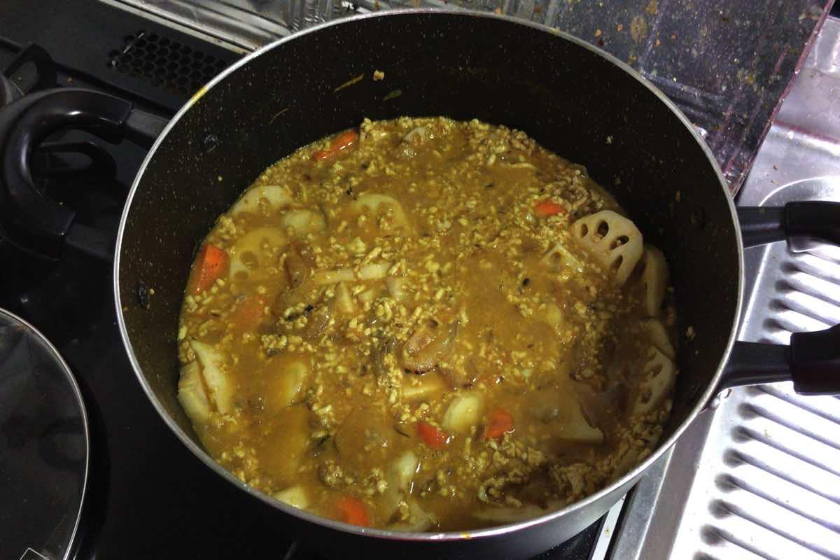 Konsai keema curry 14