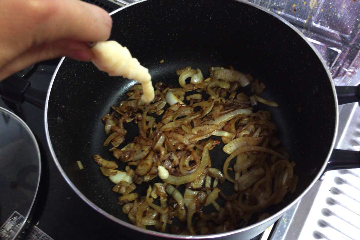 Tougan chicken curry 09
