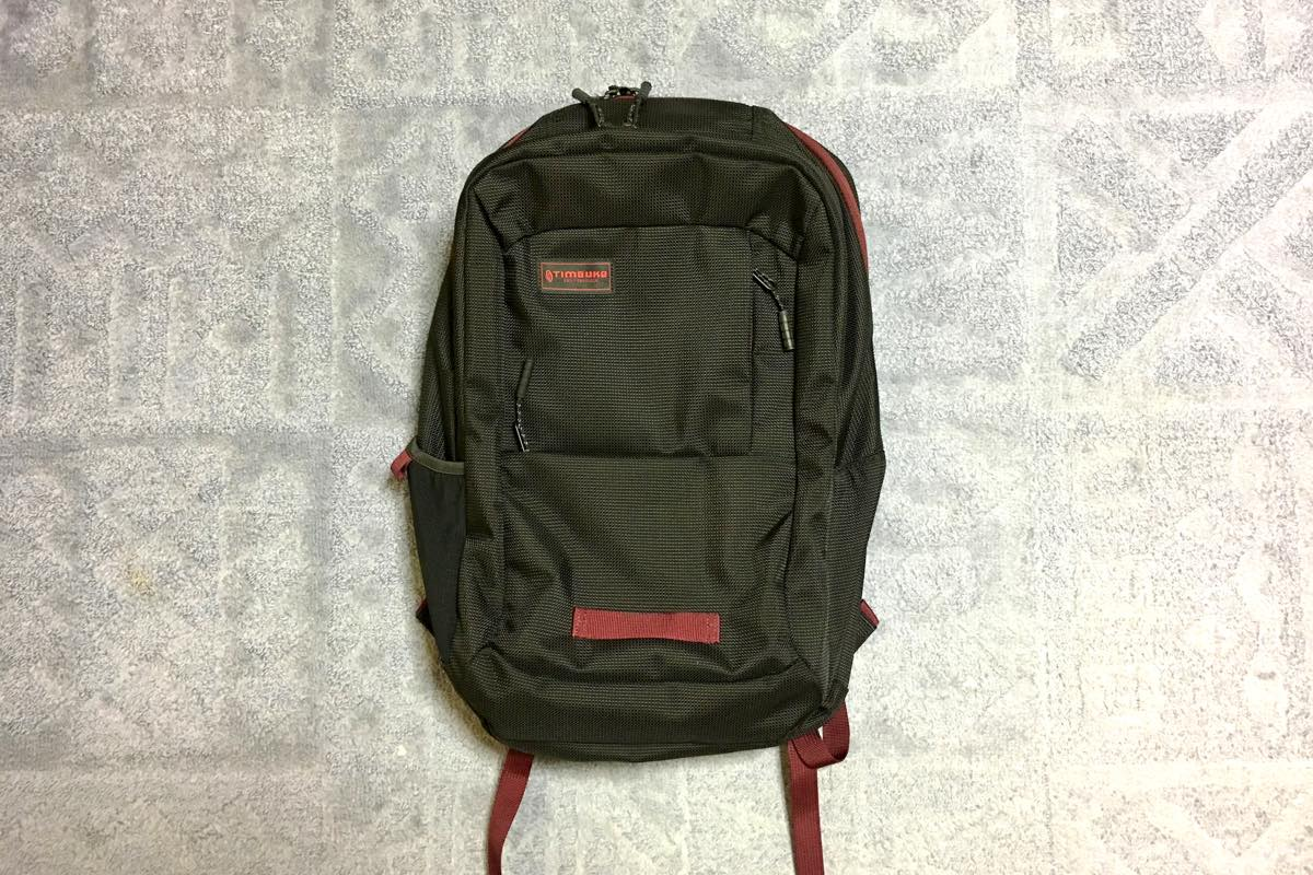 Timbuk2のバックパックParkside Laptop Backpackがシンプルで使いやすい