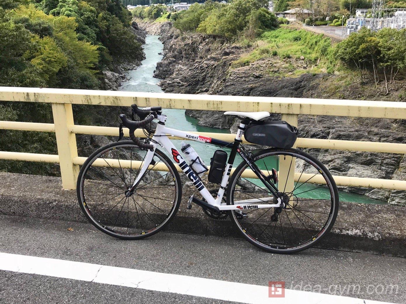 1泊2日自転車旅行の装備と持ち物まとめ