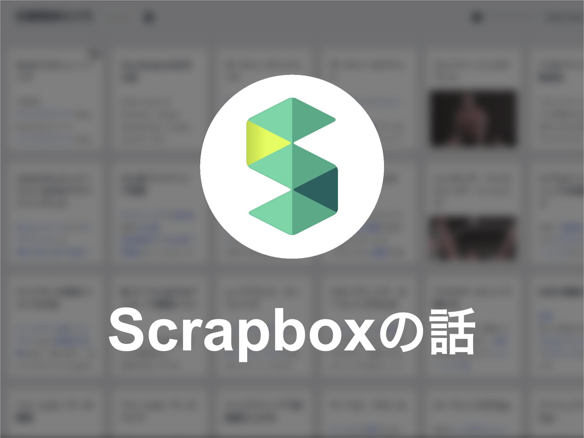 Scrapboxでトレーニングが捗る話と保存してるもの