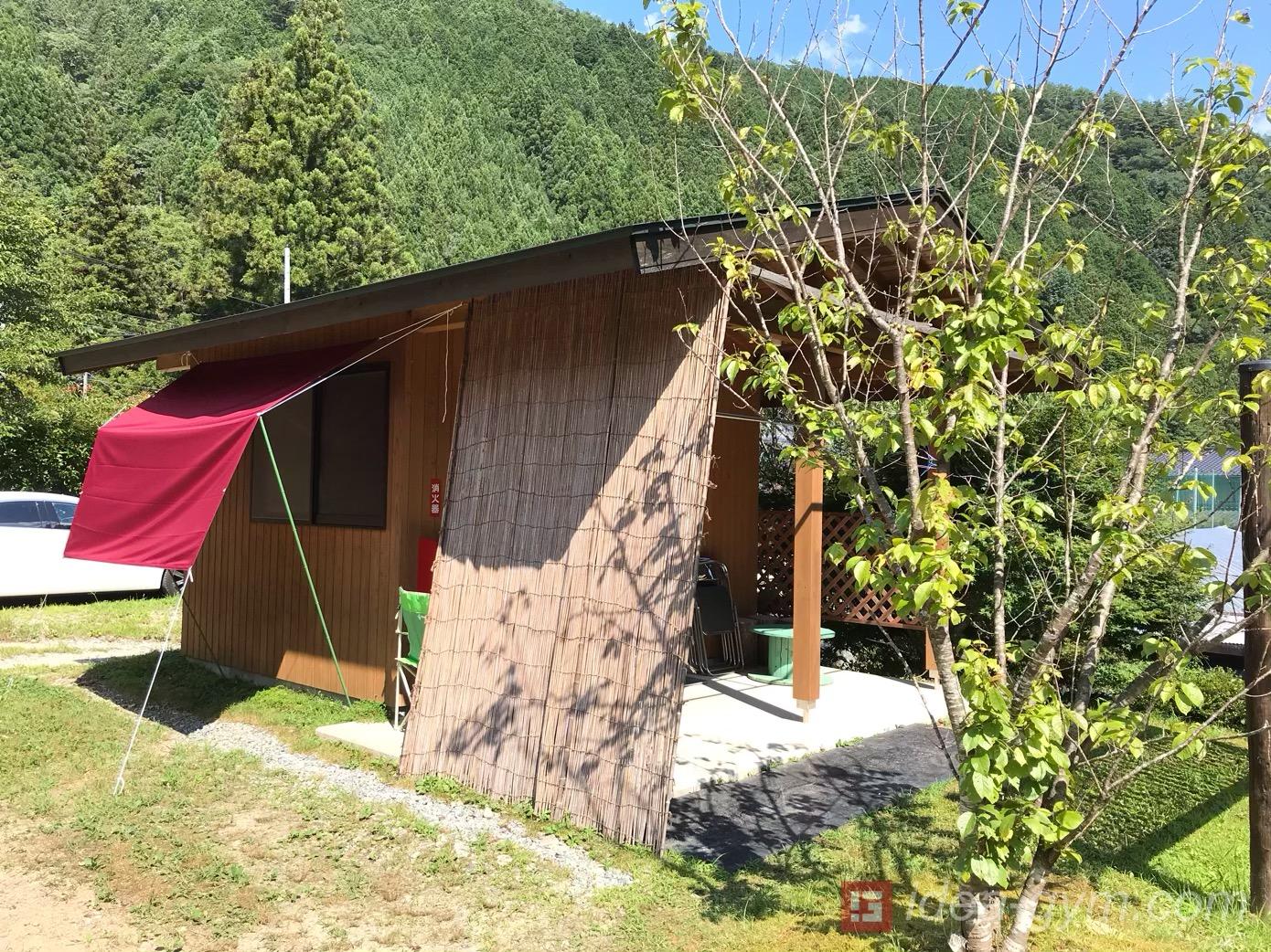 岐阜県下呂市のキャンプ場「馬瀬川の里 すずし野」でキャンプをしてきた